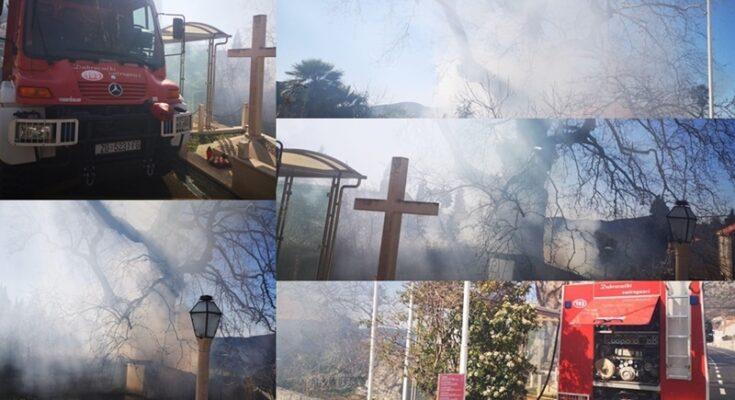 FOTO: Dubrovački vatrogasci